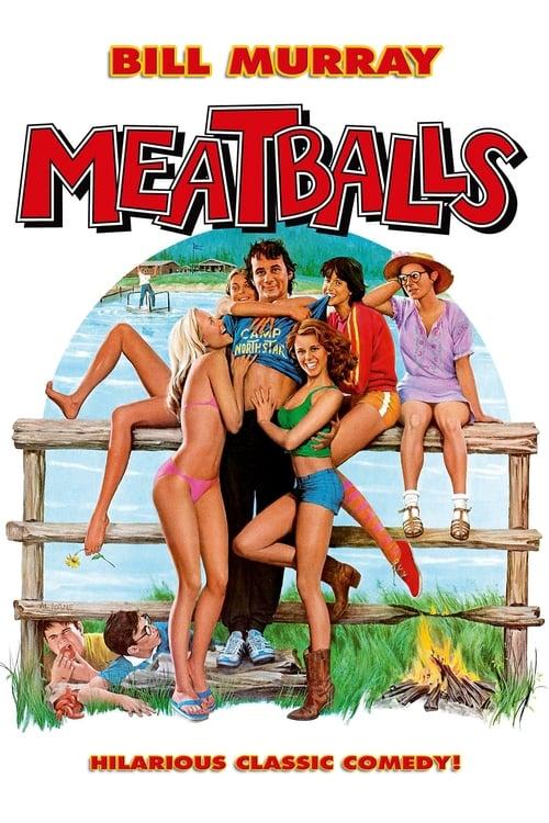 Meatballs (1979) Poster
