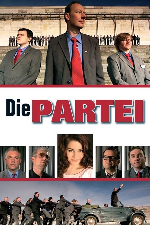 Die PARTEI - Poster