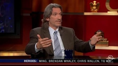 The Colbert Report: Season 7 – Episod John Prendergast