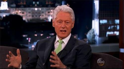Jimmy Kimmel Live 2014 Streaming: Season 12 – Episode Bill Clinton, Manny Pacquiao