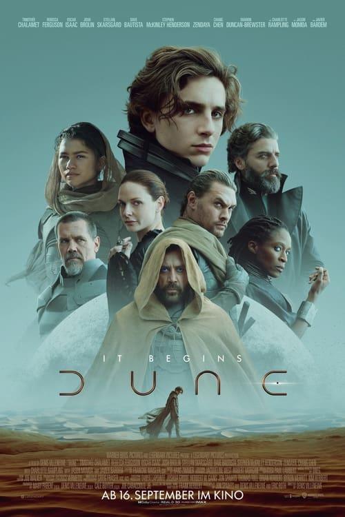 Dune - Action / 2021 / ab 12 Jahre