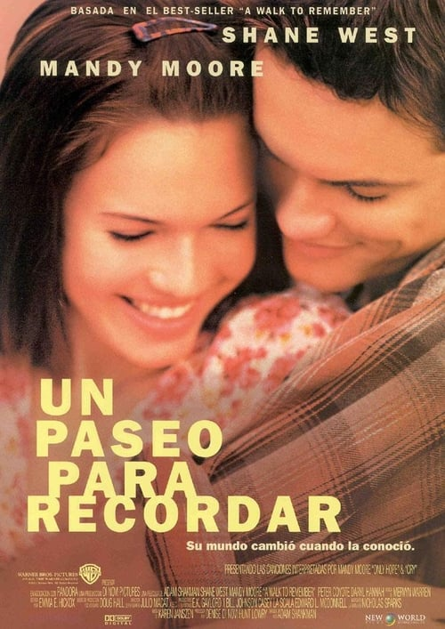A Walk to Remember Peliculas gratis