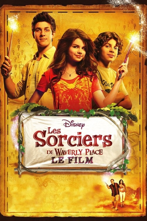[1080p] Les Sorciers de Waverly Place, le film (2009) streaming Youtube HD