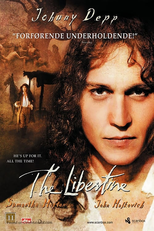 Streaming The Libertine (2004) Movie Free Online