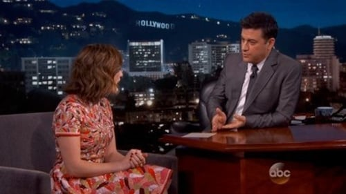 Jimmy Kimmel Live 2015 Hd Tv: Season 13 – Episode Will Smith, Elizabeth Henstridge, Sam Hunt