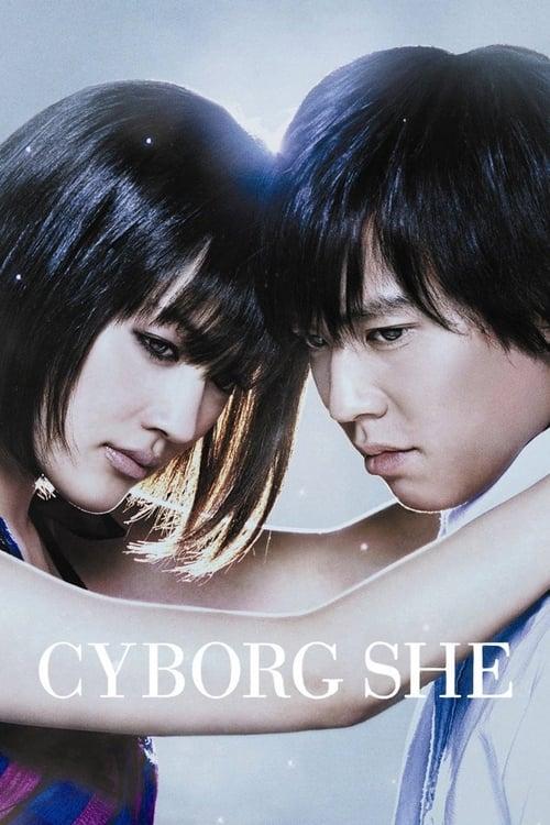 Cyborg She