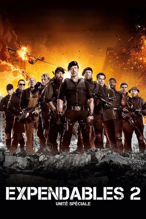 ➤ Expendables 2: Unité spéciale (2012) streaming film vf