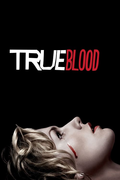 The poster of True Blood