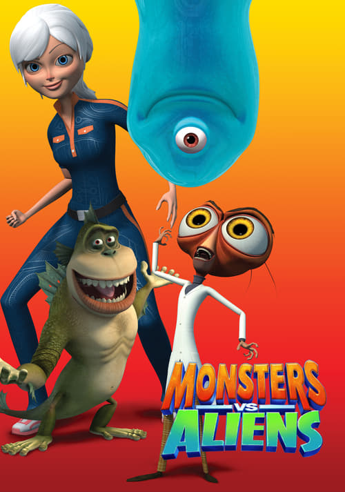 Monsters vs. Aliens - Animation / 2013 / 1 Staffel