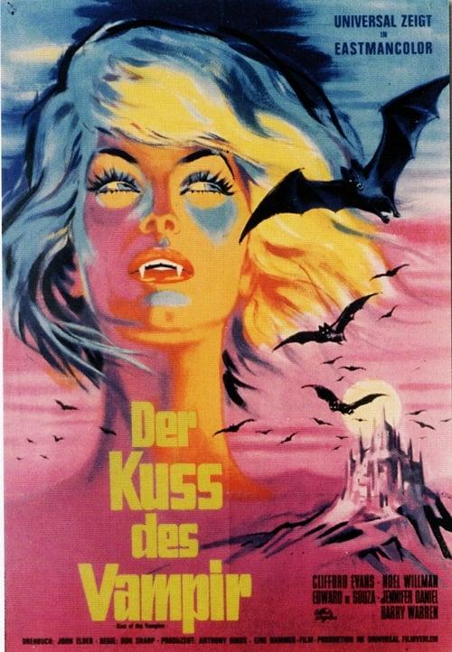 Film Der Kuss des Vampirs Plein Écran Doublé Gratuit en Ligne ULTRA HD