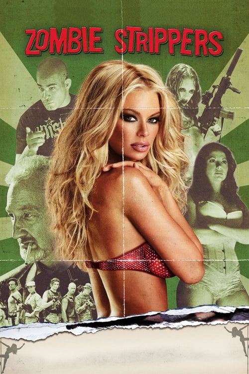 Zombie Strippers! Poster