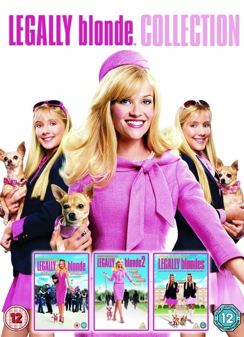 legally blonde collection 2001 2020 the movie database tmdb. Black Bedroom Furniture Sets. Home Design Ideas