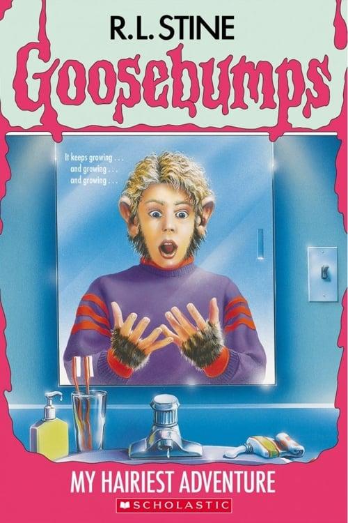 Film Goosebumps: My Hairiest Adventure V Češtině Online