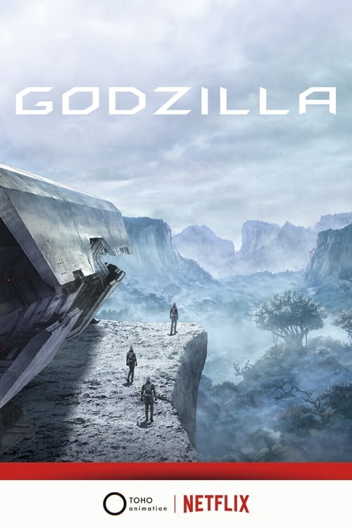 Found there Godzilla: Monster Planet