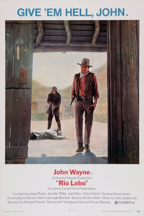 Download Rio Lobo (1970) Full Movie
