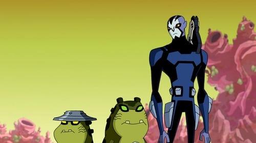 Poster della serie Ben 10: Omniverse