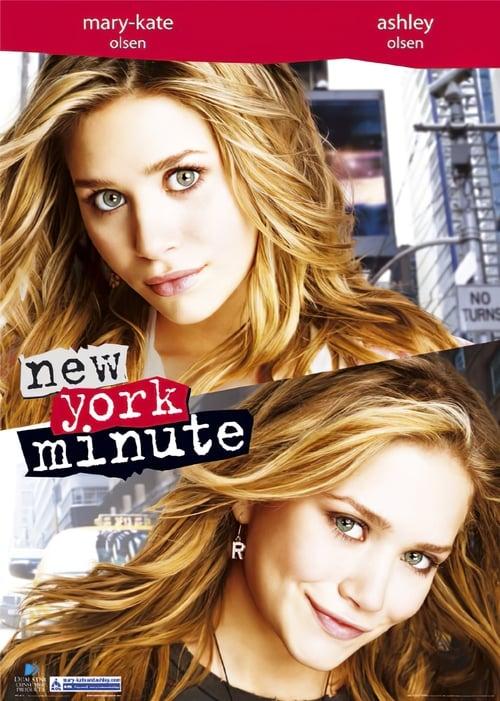 New York Minute Affiche de film