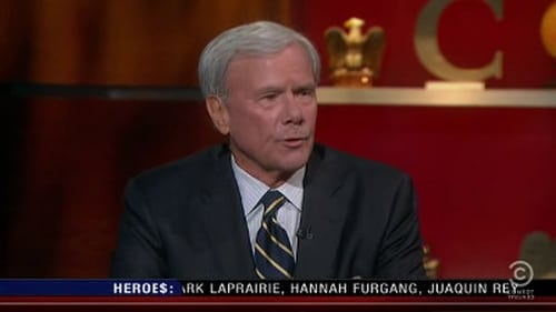 The Colbert Report: Season 7 – Episod Tom Brokaw