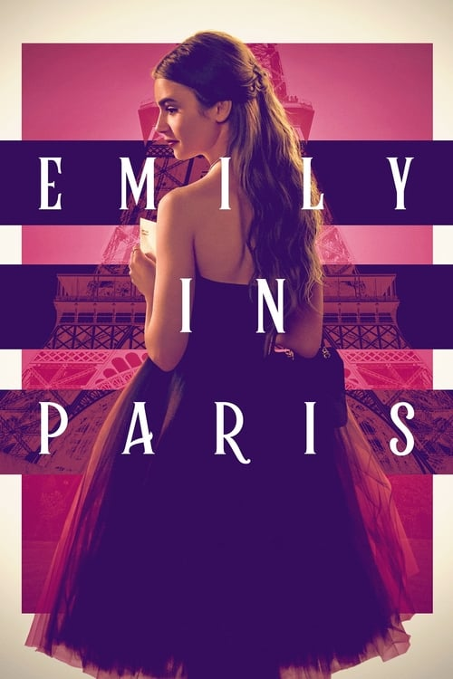 Download NetFlix Emily in Paris 2020 (Season 1) Dual Audio {Hindi-English} 720p WeB-DL HD [280MB]