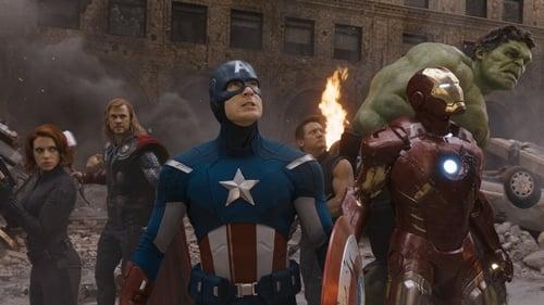 The Avengers (2012) HD Монгол хэлээр
