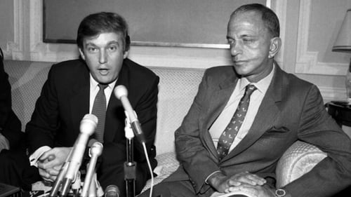 Where's My Roy Cohn? (2019)