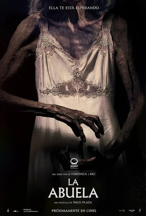 The Grandmother (2021) Poster