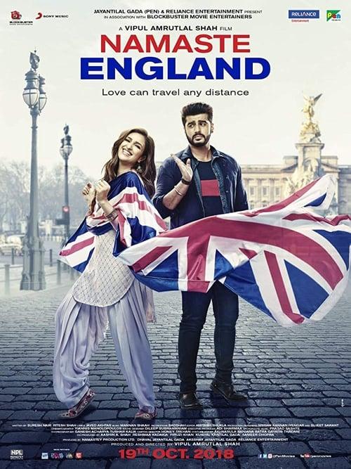 Regarder Le Film नमस्ते इंग्लैंड En Ligne