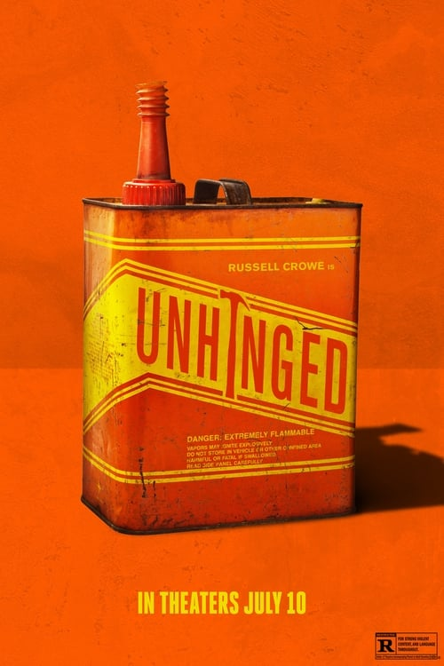 Largescale poster for Unhinged