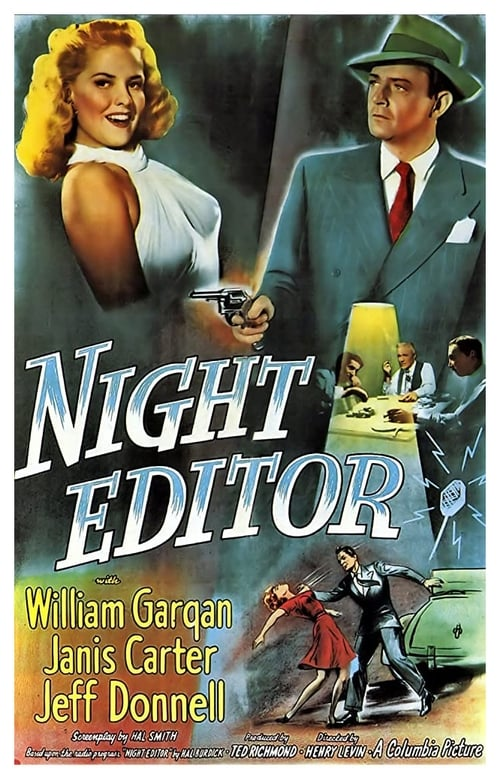 Download Night Editor (1946) Full Movie