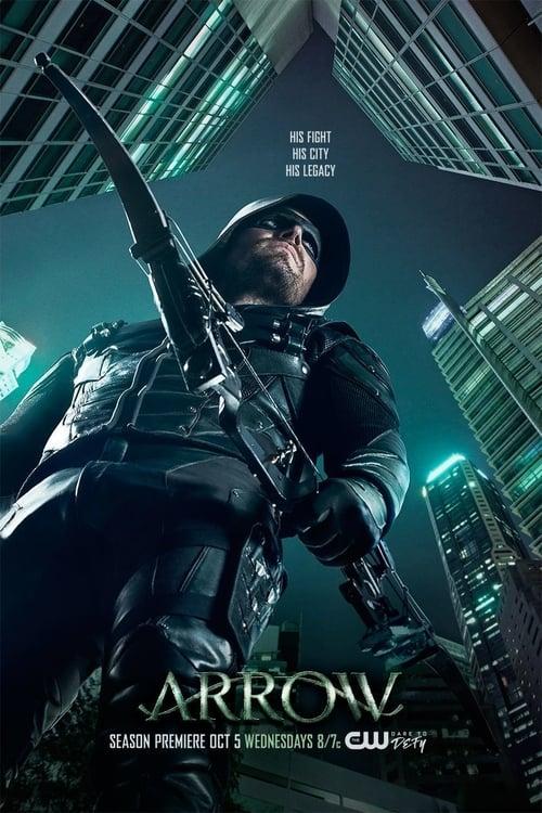 Watch Arrow Season 5 in English Online Free