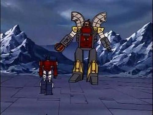 The Transformers: Season 2 – Episod The Secret of Omega Supreme