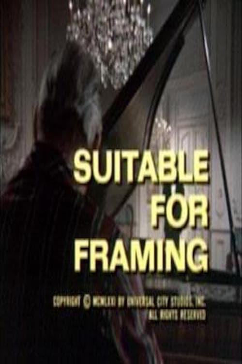 Film Columbo: Suitable For Framing Gratuit En Français
