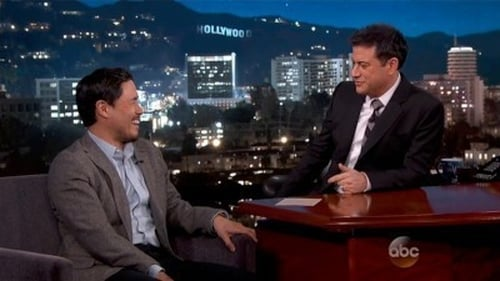Jimmy Kimmel Live!: Season 13 – Episod David Spade, Randall Park, The Band Perry