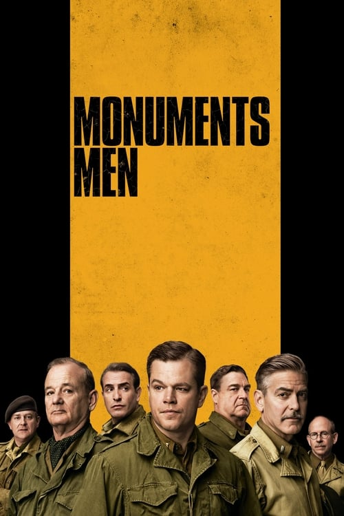 Voir Monuments Men (2014) vf stream