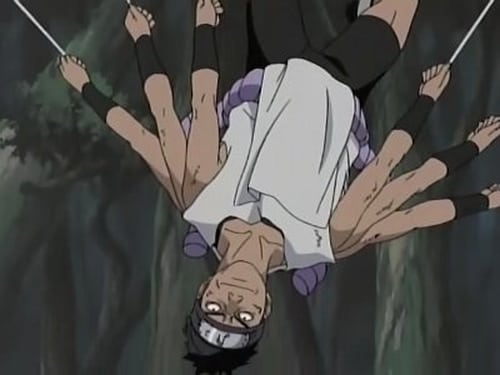 Naruto - Season 3 - Episode 115: Your Opponent Is Me!