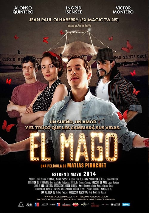 The Magician (2014)