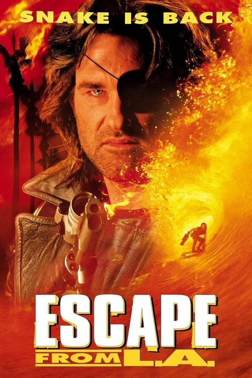 Streaming Escape from L.A. (1996) Movie Free Online