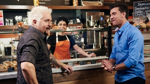 Food Network Star: Season 12 – Episode Pushing for a Pilot