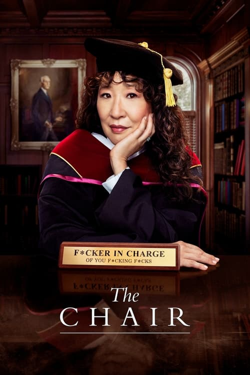 Subtitles The Chair (2021) in English Free Download | 720p BrRip x264