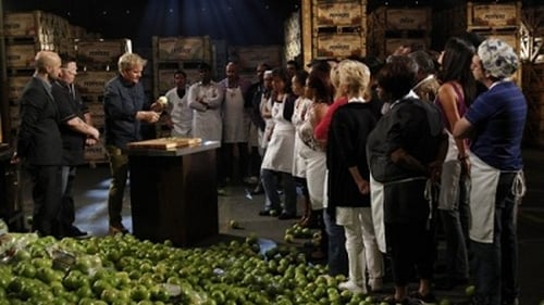 MasterChef: Season 2 – Episode Top 18 Revealed