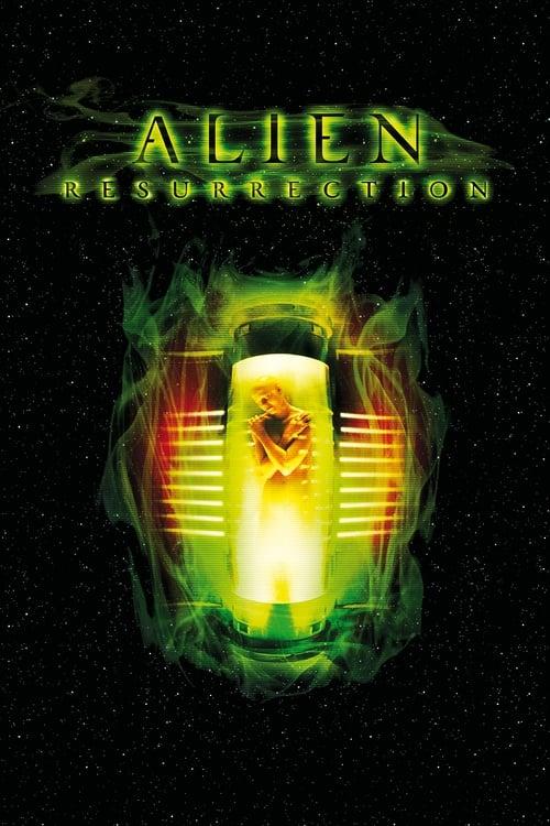 Alien Resurrection - Poster