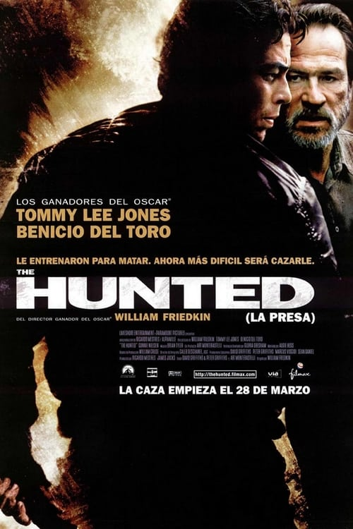 The Hunted pelicula completa