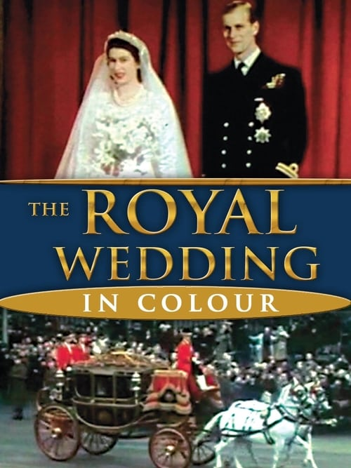 The Royal Wedding In Colour