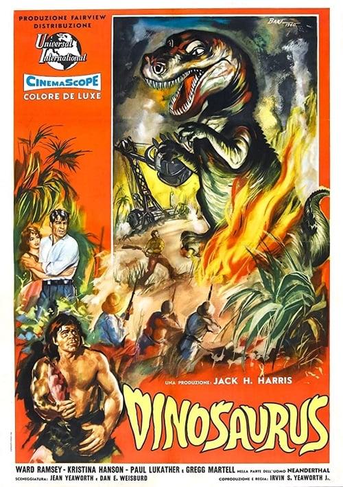 Dinosaurus! movie poster