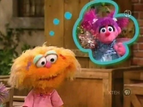 Sesame Street: Season 38 – Episod Zoe and Rosita Find Abby's Magic Wand