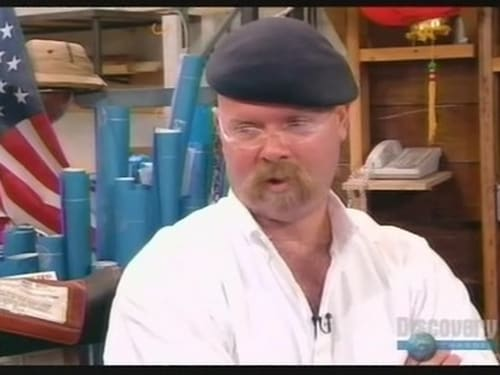 MythBusters: Season 2005 – Épisode Confederate Rocket
