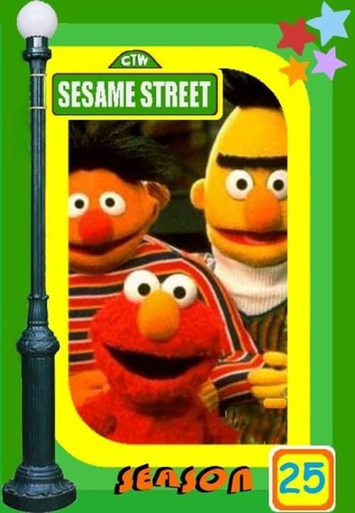 Sesame Street: Season 25