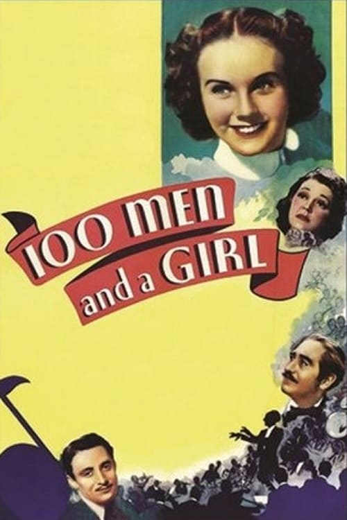 Assistir One Hundred Men and a Girl Grátis Em Português
