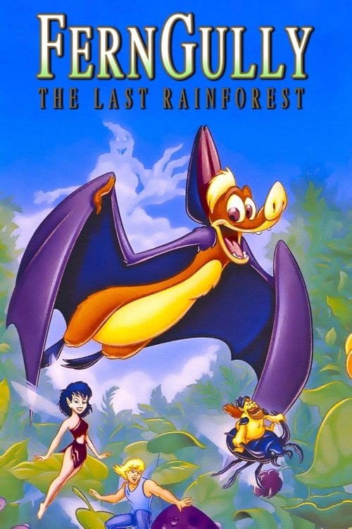 FernGully: The Last Rainforest - Poster
