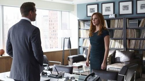 Suits - Season 4 - Episode 12: respect